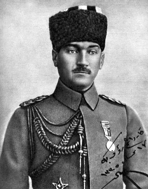 kemal ataturk essay Mustafa kemal ataturk, the founder of modern turkey, implemented sweeping reforms, including laws on religious attire, to give women more freedom and help realize his.
