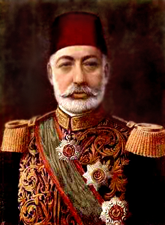 Ottoman Empire Sultan World War I royals