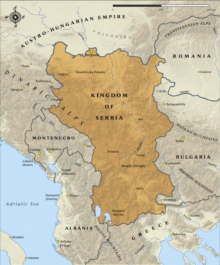 Serbia Before World War I