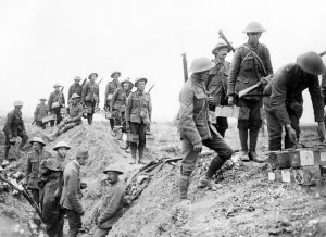 british soldiers somme